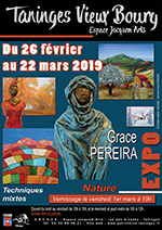 Expo Grace PERREIRA - Nature