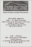 Alpes Services Immobilier - Mieussy