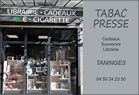 Tabac-Presse Taninges